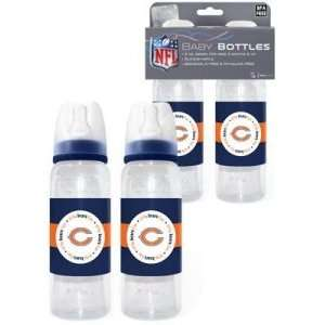 Chicago Bears Baby Bottles   2 Pack Baby