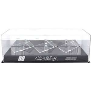 Carl Edwards 1/24th Die Cast Three Car Display Case