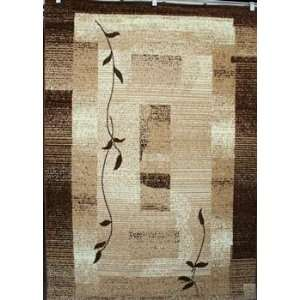 Superior Rugs Brown Rug   pre8008brown 3986   8 x 11