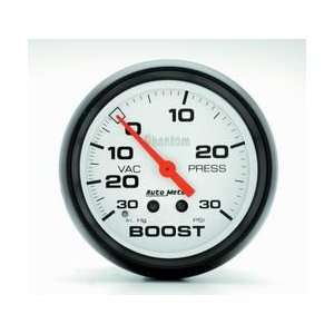 Auto Meter 5803 Mechanical Boost/Vacuum Gauge Automotive
