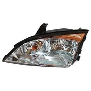 TYC 20 6724 00 Ford Focus Driver Side Headlight Assembly