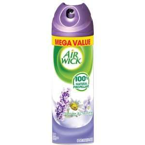 Air Wick Aerosols, Lavender and Chamomile, 18 Ounce
