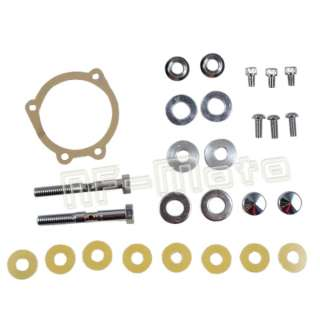Air Cleaner Kit for Harley Touring Road King EFI 02 07