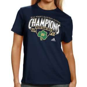 adidas Notre Dame Fighting Irish Ladies 2011 NCAA Womens Basketball