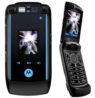 Motorola RAZR V3 Maxx Unlocked Phone with 2 MP Camera, 3G