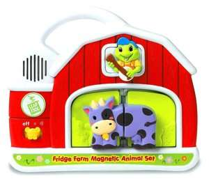 LeapFrog Fridge Farm Magnetic Animal Set by LeapFrog