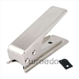 Micro Sim Card Cutter+4 Sim Adapter for iPhone 3G 3GS 4 4G 4S 4GS iPad