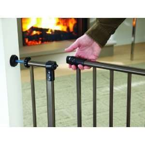 Supergate Extra Tall Easy Close Gate 4912, Bronze 026107049124