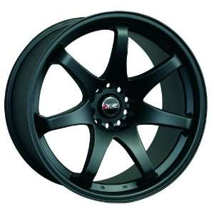 16x7 XXR 522 (Flat Black) Wheels/Rims 4x100/114.3