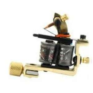 Cool2day Pure copper Handmade Cuprum Brass Tattoo Machine gun E010600