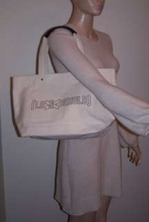 nwt KATE SPADE art basel coal bag lawrence weiner tote
