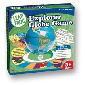 Leap Frog Globe Traveler Game Toys & Games