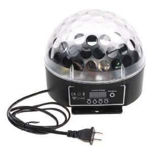 Lighting LED RGB Crystal Magic Ball DMX light KTV Party Electronics