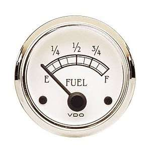 VDO 301733 Cockpit Royale Style Electrical Fuel Gauge 2 1/16 Diameter