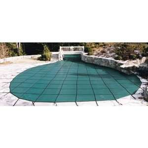 Arctic Armor Super Mesh Safety Cover for 20ft x 40ft In