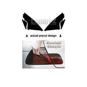 Nissan Altima Coupe 2008 2009 2010 2011 Tail Light Vinyl Film Covers