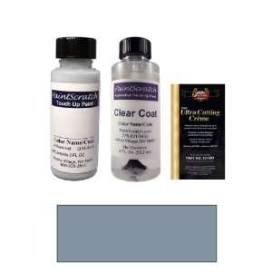 New Blue Gray Metallic Paint Bottle Kit for 2012 Hyundai Sonata Hybrid