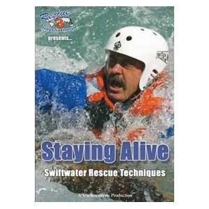 Training Video/DVD Staying Alive  Industrial & Scientific