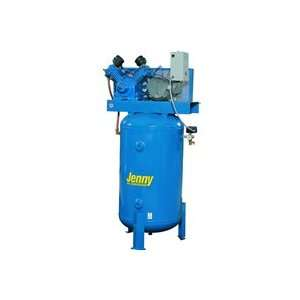 Jenny 5 HP 80 Gallon Two Stage Air Compressor (230V 1 Phase)   W5B 80V