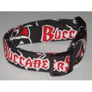 NFL Tampa Bay Buccaneers Football Dog Collar X Large 1