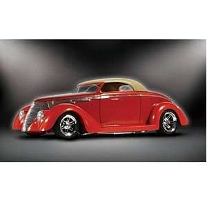 Lindberg 124 Scale 1937 ford Custom Convertible Toys