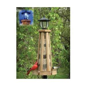 Lighthouse Feeder   (Bird Feeders) (Seed Feeders)