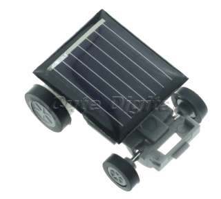 Sunlight Solar Powered Racing Car Education Toy Gift