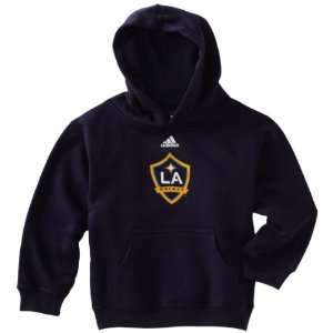 MLS Toddler Los Angeles Galaxy Team Logo Fleece Hoodie