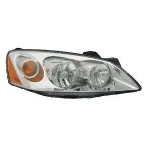 Pontiac G6 Headlight Assembly Passenger Side Automotive