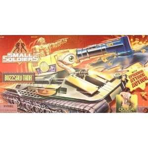 Small Soldiers BUZZSAW TANK with Spinning Attack Action