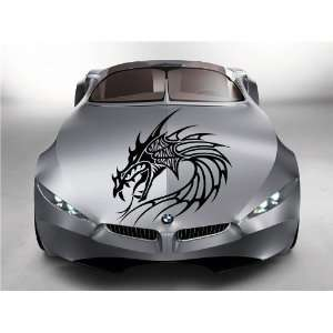 Dragon Hood Vinyl Decal Sticker Car Truck D 111