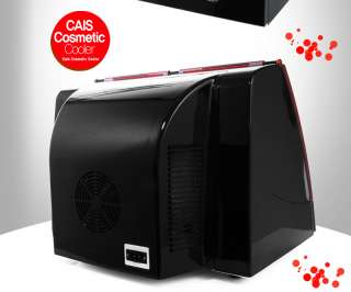 CAIS Cosmetic Fridge Cooler Refrigerator Make Up Case