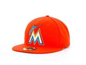 Official MLB Florida Miami Marlins New Era Hat Cap