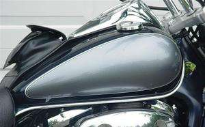 HONDA MAGNA SABRE CX500 CBX CUSTOM CHROME TANK TRIM