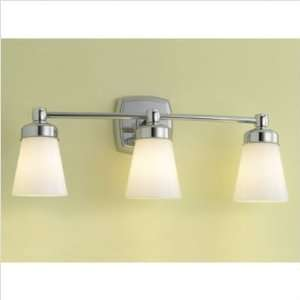 Norwell Lighting 8933 SOCH CH Chrome Indoor & Outdoor Lighting 3 Light