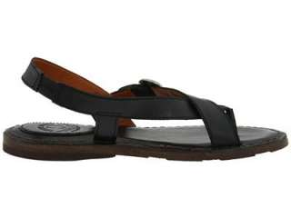 NIB Lucky Brand ALICIA Women Leather Thong Sandal Black