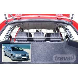 TDG0375   DOG GUARD / PET BARRIER for SKODA OCTAVIA WAGON (1998 2005