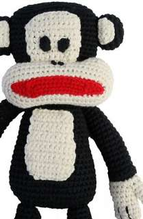 NWT PAUL FRANK Small Paul CROCHET JULIUS Monkey