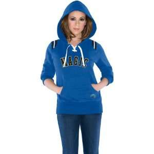 Orlando Magic Womens Touch Laced Up Fleece Hooded Sweatshirt   by