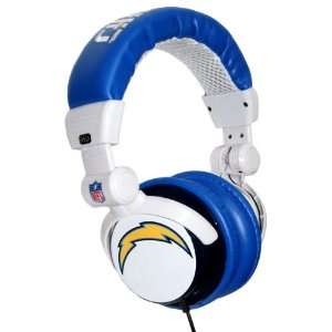 San Diego Chargers NFL DJ Headphones Case Pack 12