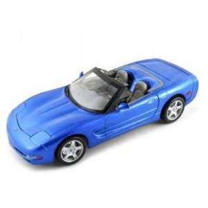 1999 Chevrolet Corvette C5 Diecast Car 118 Convertible