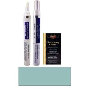 1/2 Oz. Rhyl Blue Metallic Paint Pen Kit for 1985 Mazda