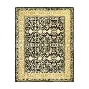 Safavieh Silk Road SKR213B Black and Ivory Traditional 4