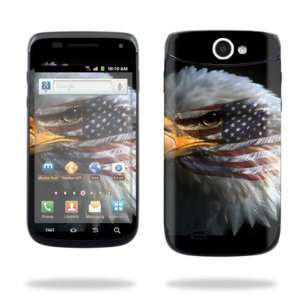 Samsung Exhibit II 4G Android Smartphone Cell Phone Skins Eagle Eye
