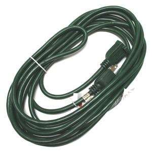 Sunlite 04196   20 Green Heavy Duty Extension Cord