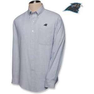 Carolina Panthers Mens Nailshead Long Sleeve Shirt