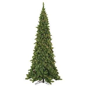 6 Pencil Pointed Spruce Artificial Christmas Tree with