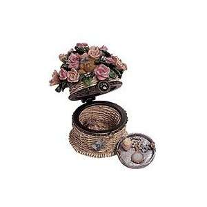 Boyds Bears Mothers Day Treasure Box Pinkies Flower
