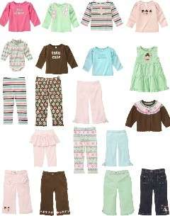 GYMBOREE Winter Ballerina Pants Tops Mix/Match UPic NWT