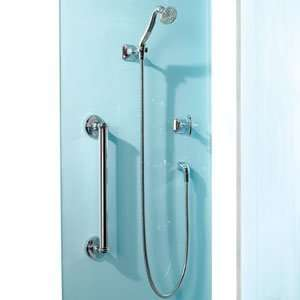 Ginger G27 044/PC Circe Wall Mounted Hand Shower Kit Polished Chrome
